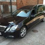 Sort Mercedes
