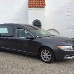 Koksgrå Volvo