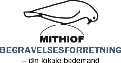 Mithiof Begravelsesforretning Logo